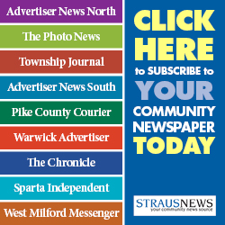 Subscribe to your community newspaper today!